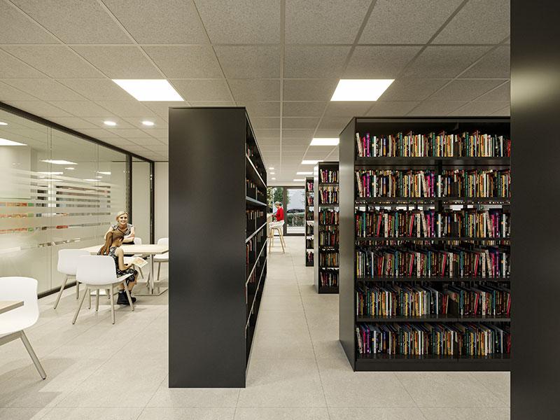 Bibliotheek Teutenhof