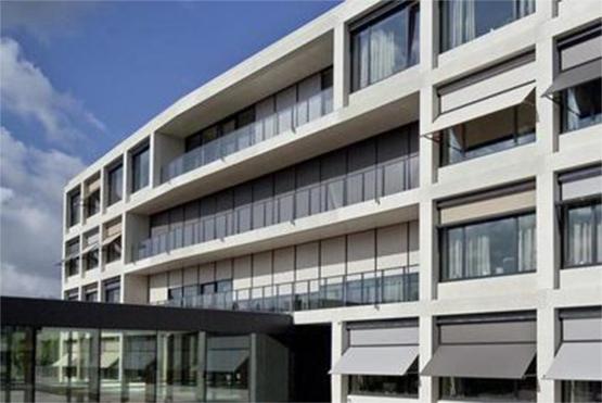 Dienstenaanbod Teutenhof - flats